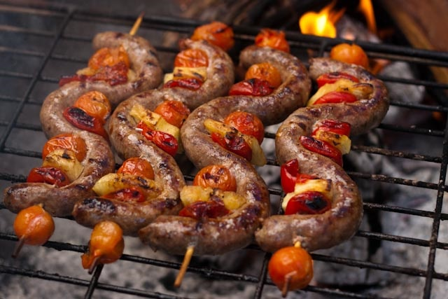 Sweet and Sour Boerewors
