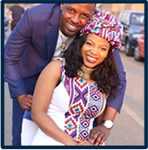 Traditional Ndebele Attire For Couples