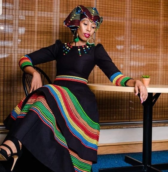 Traditional Xhosa Wear