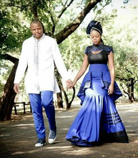 Xhosa Wedding Dresses