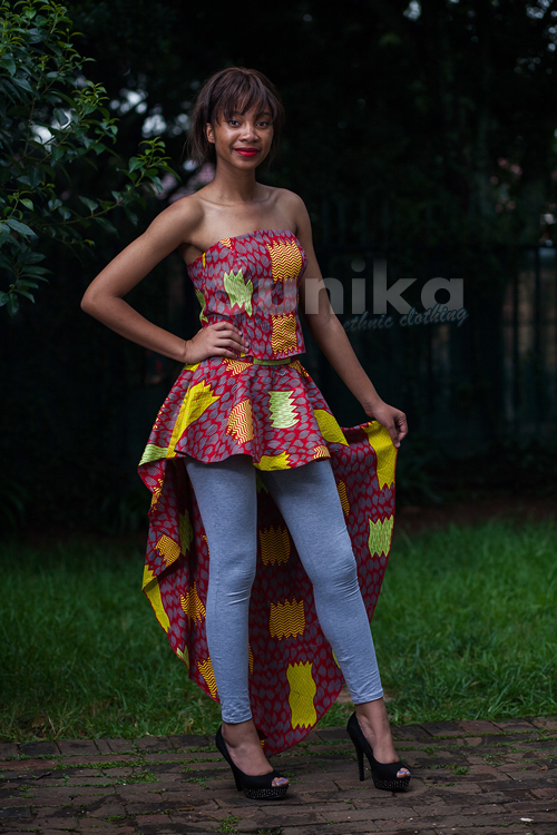 2pce African Print outfit