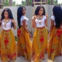 Dashiki Dress 37