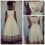 Xhosa Dress with Lace
